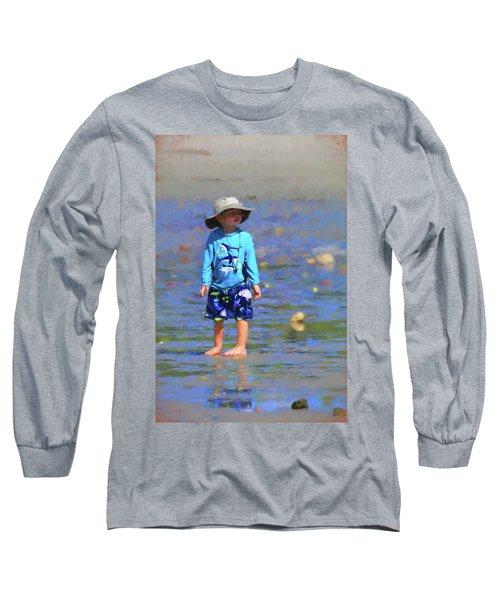 Beach Boy Long Sleeve T-Shirt