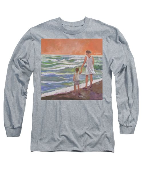 Beach Boy Long Sleeve T-Shirt