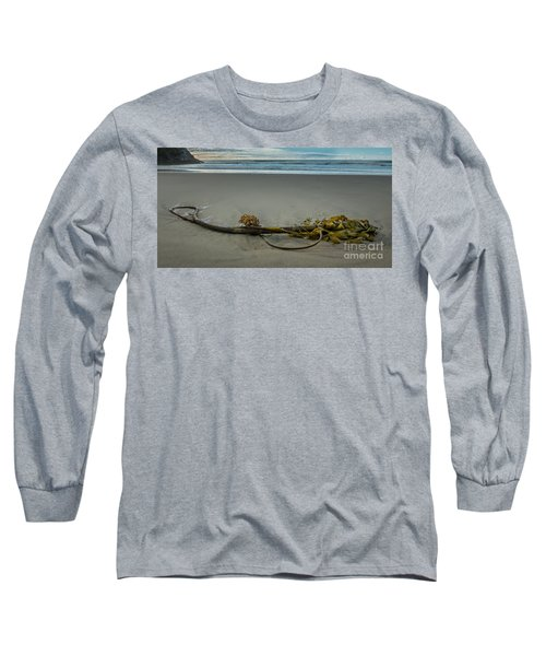 Beach Bull Kelp Laying Solo Long Sleeve T-Shirt