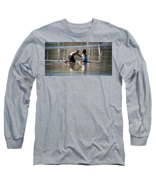 Beach Fun Long Sleeve T-Shirt