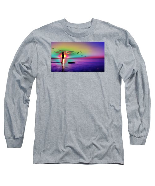Beach Girl 3 Long Sleeve T-Shirt