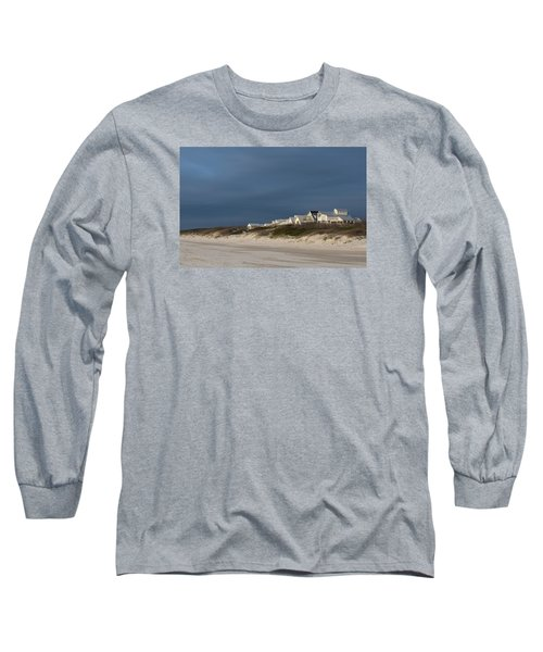 Beach Houses Long Sleeve T-Shirt