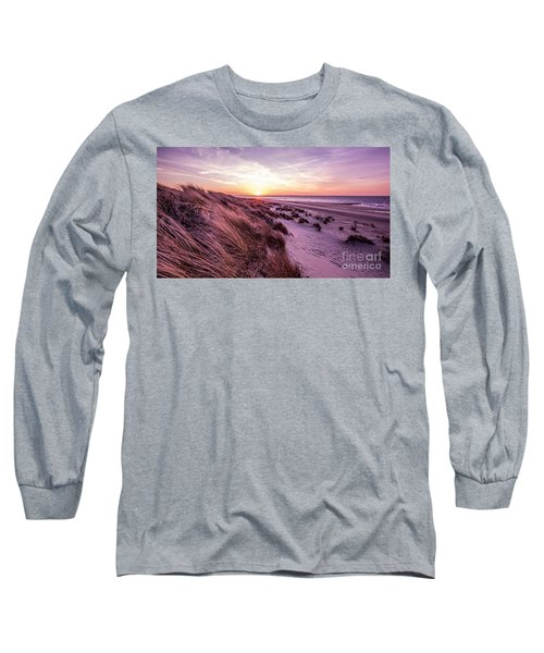 Beach Of Renesse Long Sleeve T-Shirt