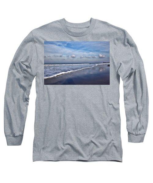 Beach Reflections Long Sleeve T-Shirt