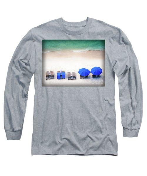 Beach Relax Long Sleeve T-Shirt