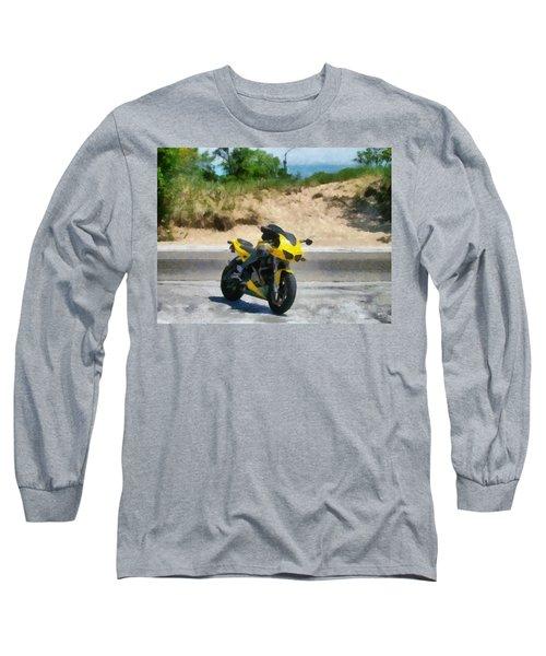 Beach Road Buell Long Sleeve T-Shirt