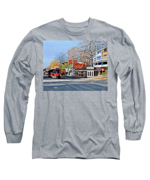 Beacher Cafe Long Sleeve T-Shirt