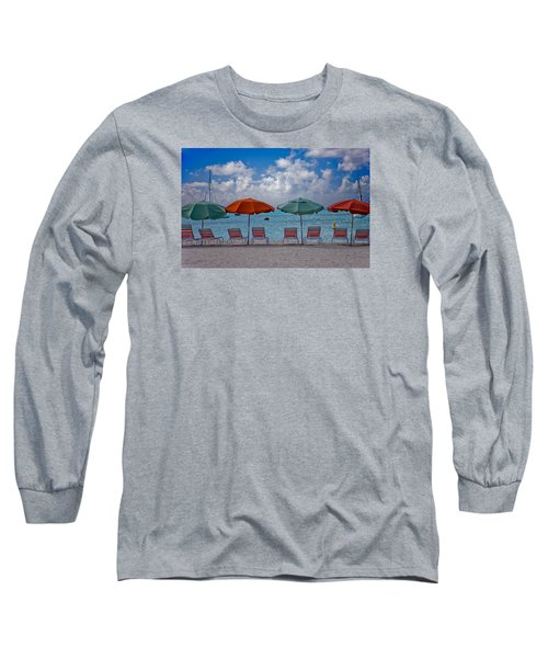 Beachie Keen Long Sleeve T-Shirt by Matthew Bamberg