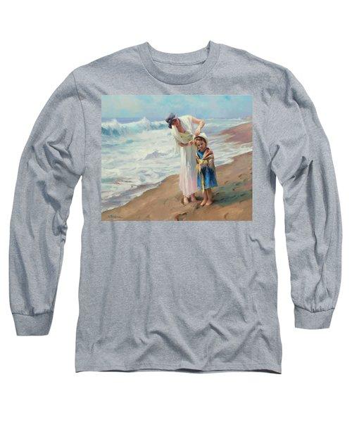 Beachside Diversions Long Sleeve T-Shirt