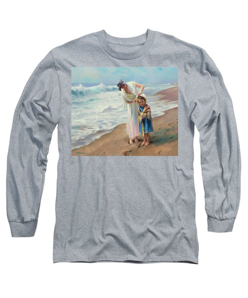 Beachside Diversions Long Sleeve T-Shirt