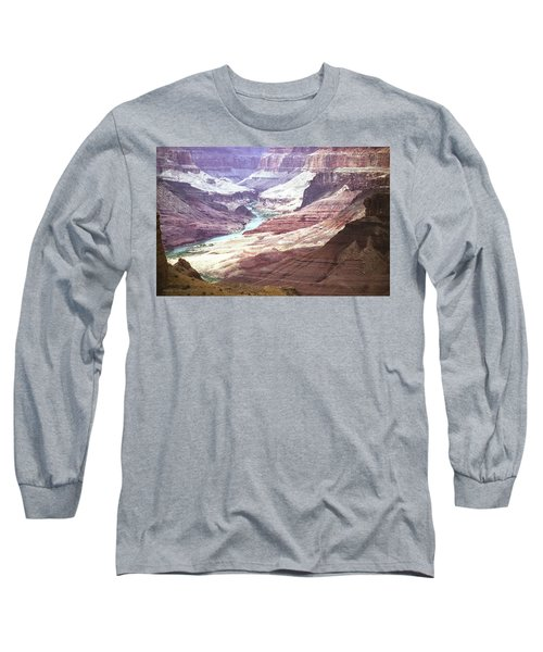 Beamer Trail, Grand Canyon Long Sleeve T-Shirt