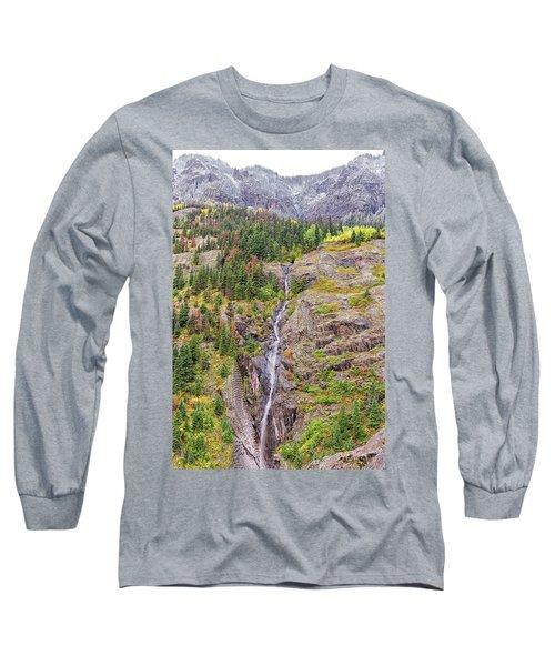 Bear Creek Falls Long Sleeve T-Shirt