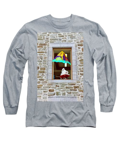 Long Sleeve T-Shirt featuring the photograph Bear Formally Known As Teddy by John Schneider