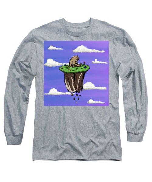 Bear Rock Long Sleeve T-Shirt