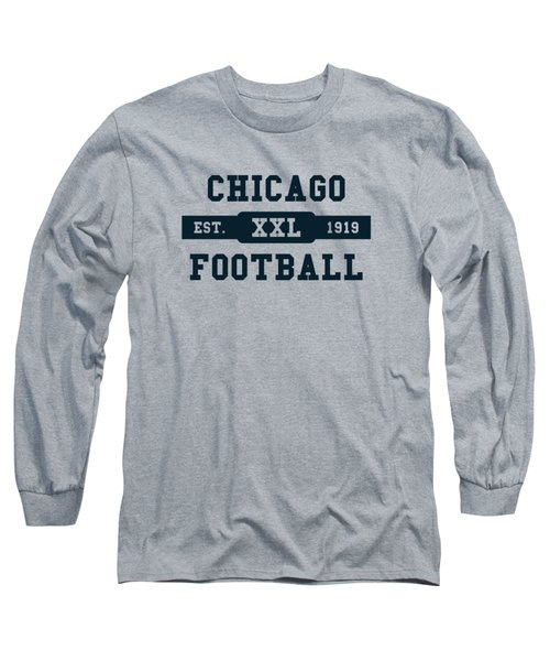 Bears Retro Shirt Long Sleeve T-Shirt