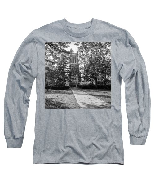 Beaumont Tower Long Sleeve T-Shirt by Larry Carr