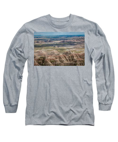 Beautiful Badlands Long Sleeve T-Shirt