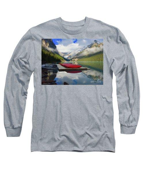 Beautiful Banff Long Sleeve T-Shirt