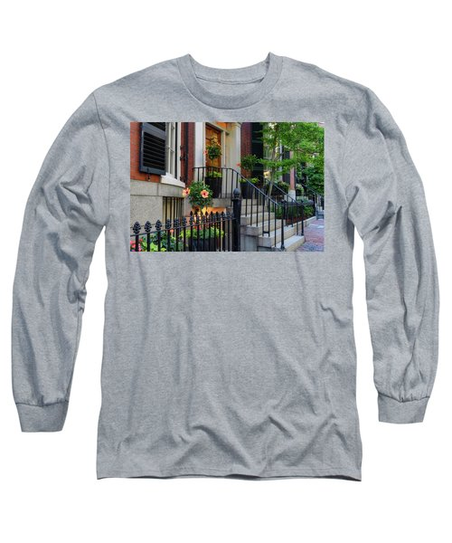 Beautiful Entrance Long Sleeve T-Shirt