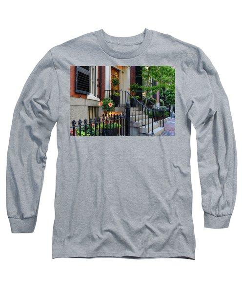 Beautiful Entrance Long Sleeve T-Shirt