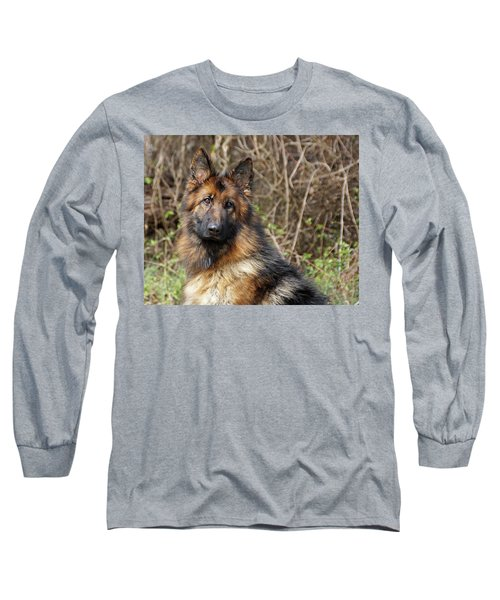 Long Sleeve T-Shirt featuring the photograph Beautiful Jessy by Sandy Keeton