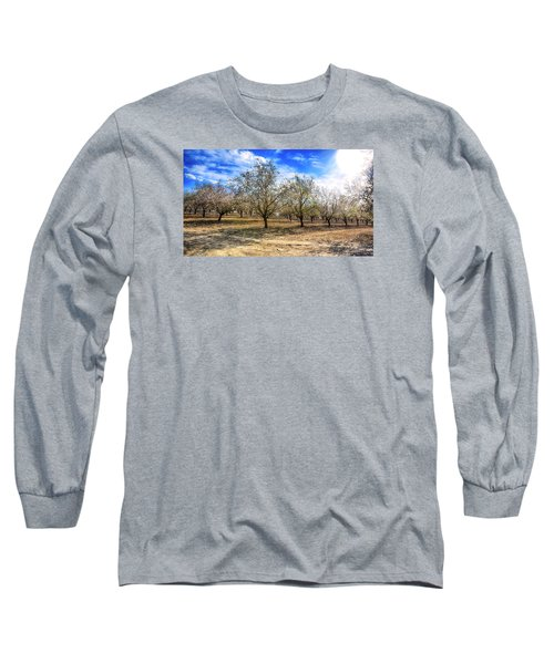 Beautiful Spring Garden  Long Sleeve T-Shirt