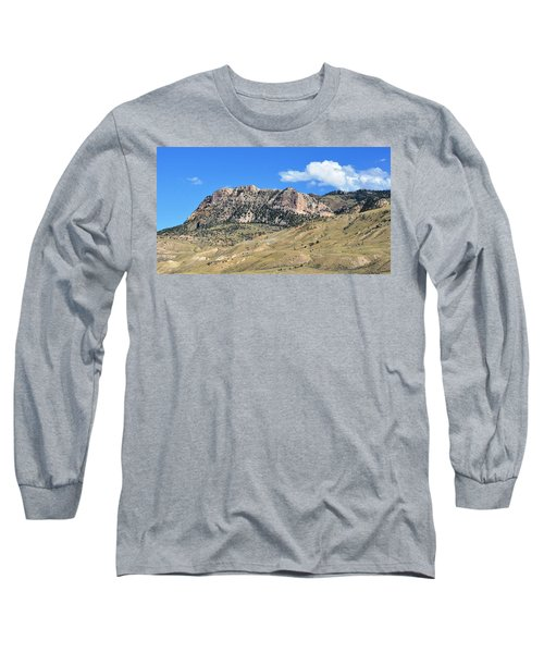 Beautiful Wyoming Long Sleeve T-Shirt