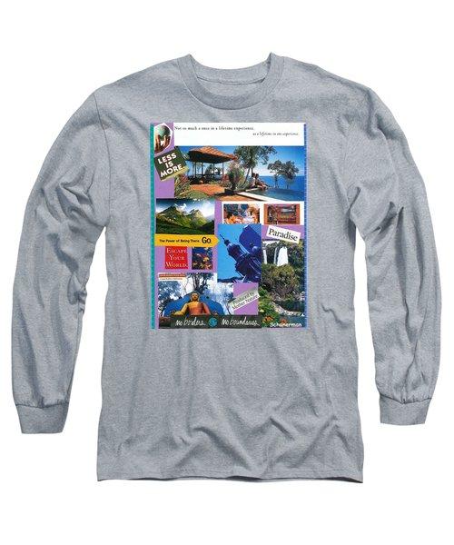 Beauty All Around Long Sleeve T-Shirt