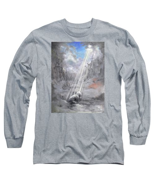 Beauty For Ashes Long Sleeve T-Shirt