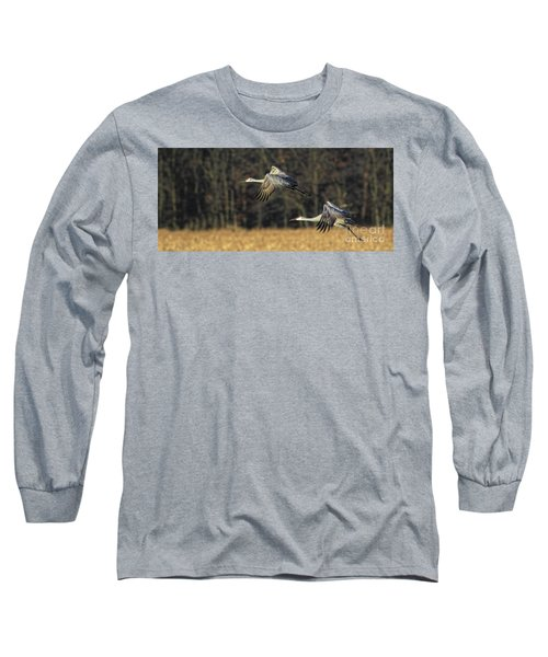 Beauty In Motion Long Sleeve T-Shirt