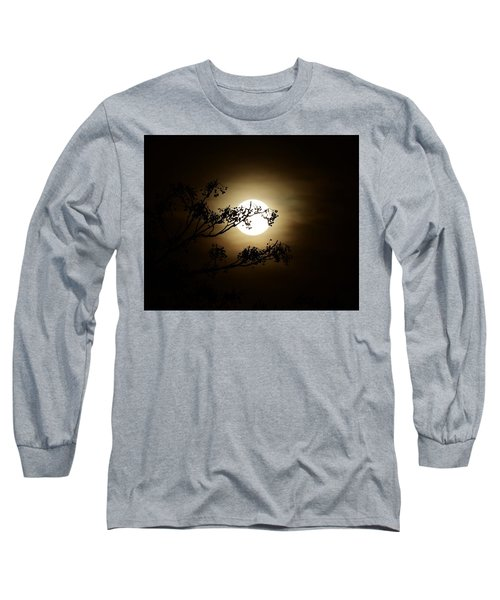 Beauty Is Life Long Sleeve T-Shirt by Angela J Wright