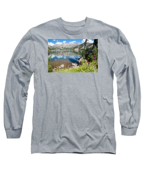 Beauty Lake Long Sleeve T-Shirt
