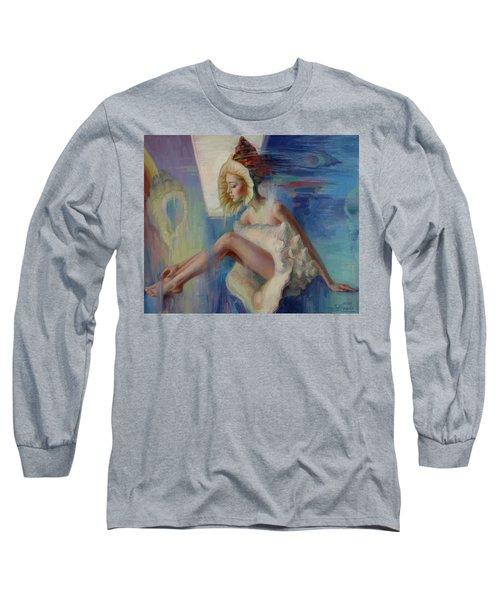 Beauty Shell Long Sleeve T-Shirt
