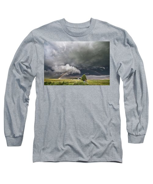 Beauty Within Darkness Long Sleeve T-Shirt