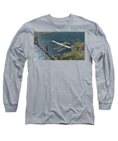 Beaver Over The Gate Long Sleeve T-Shirt
