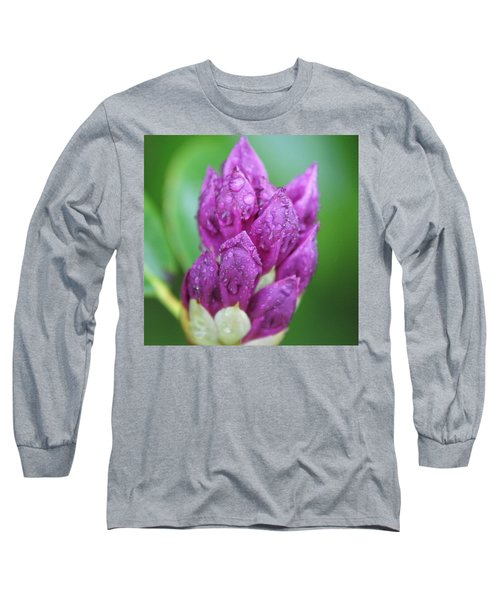 Long Sleeve T-Shirt featuring the photograph Bedazzled by Alex Grichenko