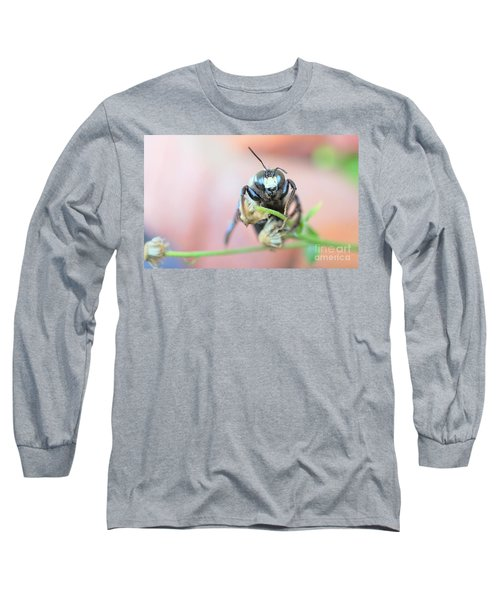 Bee Busy Long Sleeve T-Shirt
