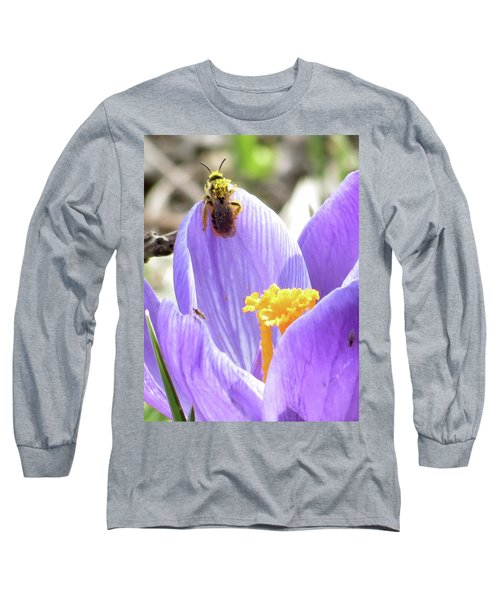 Bee Pollen Long Sleeve T-Shirt