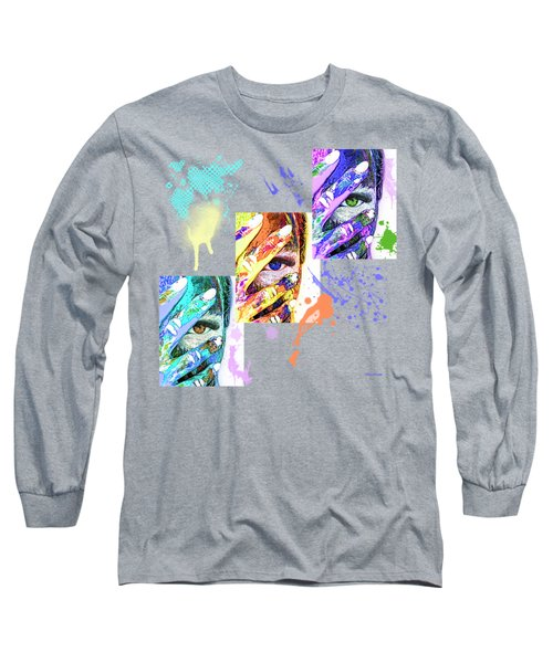 Been Painting Long Sleeve T-Shirt
