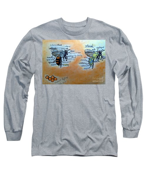 Bees  Long Sleeve T-Shirt