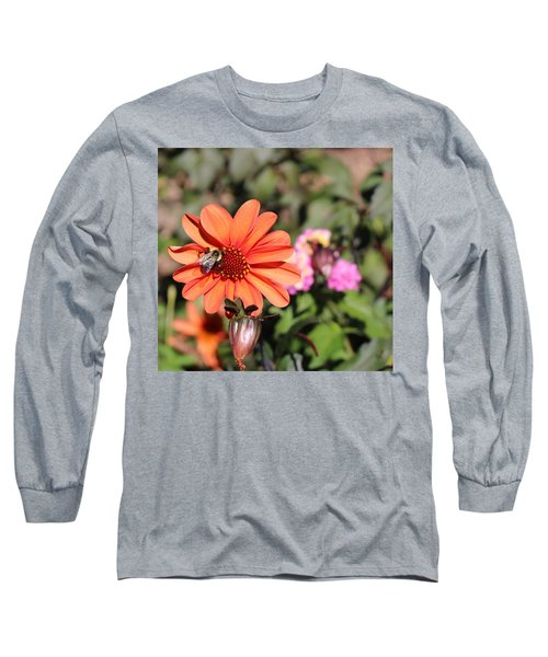 Bees-y Day Long Sleeve T-Shirt
