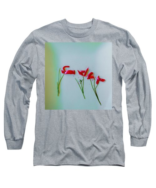 Beet The Blues Long Sleeve T-Shirt by Frank Bright