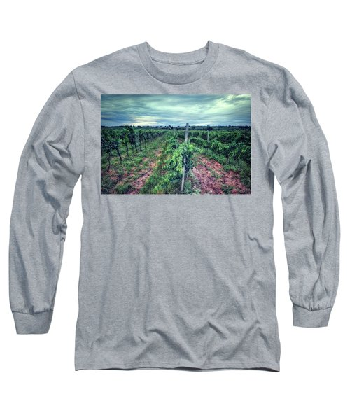 Before The Harvesting Long Sleeve T-Shirt