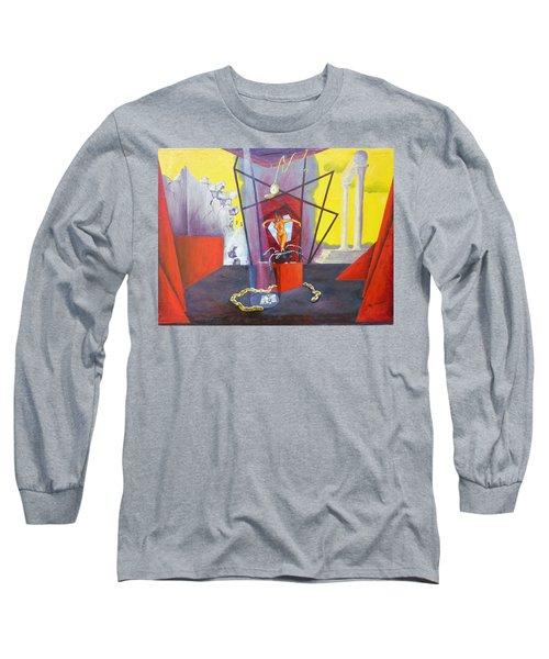 Beginning To End Long Sleeve T-Shirt