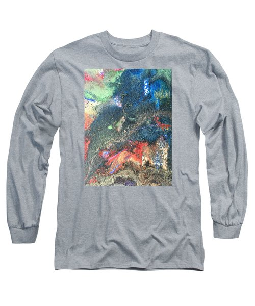 Beginnings - Geology Series Long Sleeve T-Shirt