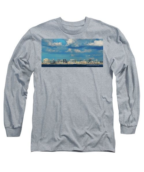 Behind The Bridge Long Sleeve T-Shirt