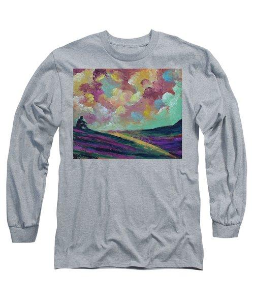 Being Long Sleeve T-Shirt