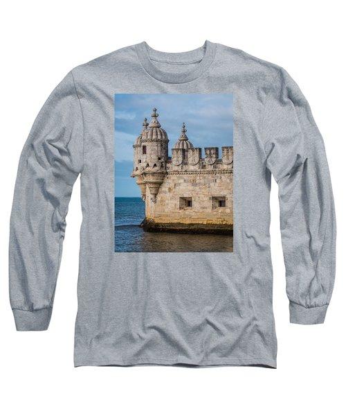 Belem Tower Long Sleeve T-Shirt