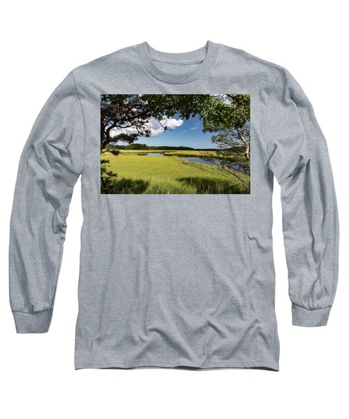 Bells Neck Road Long Sleeve T-Shirt