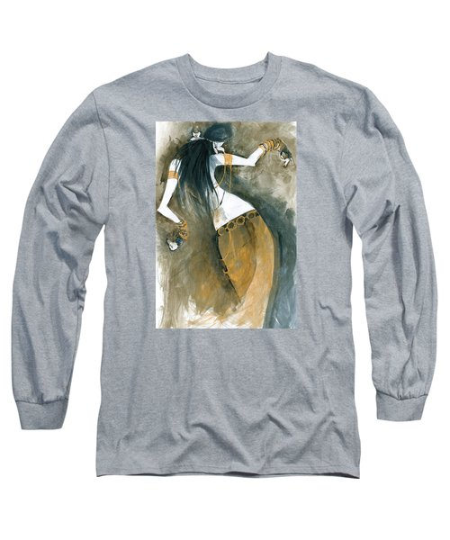 Inspired By Zoe Jakes Long Sleeve T-Shirt